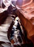Canyon d'antilope image libre de droits