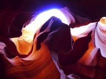 Canyon d'antilope Photo stock