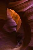Canyon d'Antilope Photo libre de droits