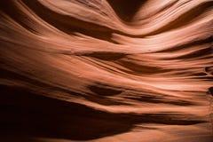 Canyon d'antilope, Arizona Images stock