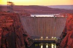canyon dam glen Στοκ εικόνες με δικαίωμα ελεύθερης χρήσης