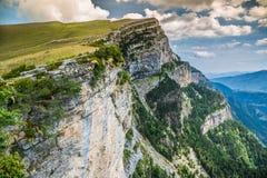 Canyon de Anisclo σε Parque Nacional Ordesa Υ Monte Perdido, SPA Στοκ Φωτογραφία