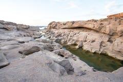 Canyon de 3000-Boke, Thaïlande Photo stock