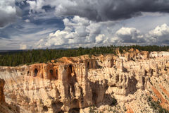 Canyon de Bryce Images stock