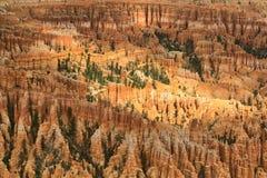 Canyon de Bryce Photos stock