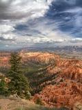 Canyon de Bryce Photo stock