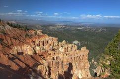 Canyon de Bryce Image stock
