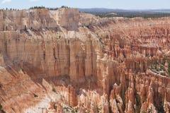 Canyon 02 de Bryce Image libre de droits
