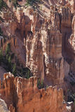 Canyon de Bryce, Etats-Unis. Image stock