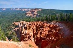 Canyon de Bryce, ut Image stock