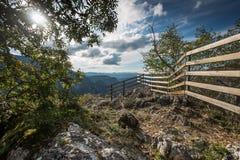 Canyon de Catak Image libre de droits