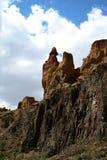 Canyon de Charyn, Kazakhstan, Almaty Photos libres de droits