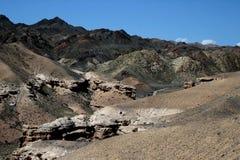 Canyon de Charyn, Kazakhstan, Almaty Images libres de droits