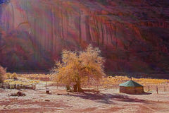Canyon de Chelle Stock Image