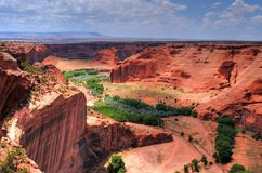 Canyon de Chelly Photos stock