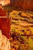 Canyon de Chelly Photographie stock