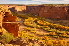 Canyon de Chelly Royalty Free Stock Photography