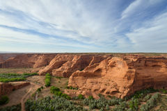 Canyon de Chelly Lizenzfreie Stockbilder