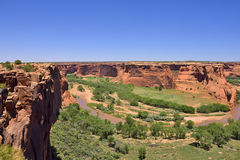 canyon de Chelly 库存图片