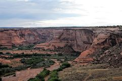 Canyon DE Chelly, Colorado Stock Foto