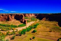 Canyon de Chelly en octobre images libres de droits