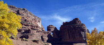 Canyon de Chelly National Monument, Arizona Stock Image