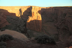 Canyon de Chelly. National Monument at North Rim Stock Photo