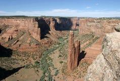 canyon de chelly skały pająk Zdjęcie Stock