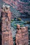 canyon de chelly skały pająk Zdjęcia Royalty Free