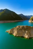 Canyon de Piva - Monténégro Images stock
