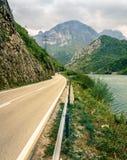 Canyon de rivière de Neretva Photographie stock