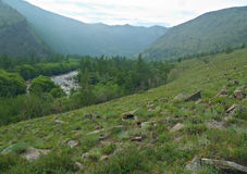 Canyon de Sarma images stock
