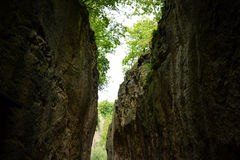Canyon de Seaeye photographie stock libre de droits