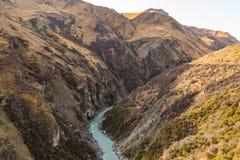 Canyon dei capitani Fotografie Stock Libere da Diritti