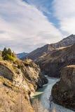 Canyon dei capitani Fotografie Stock