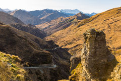 Canyon dei capitani Immagine Stock Libera da Diritti