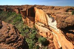 Canyon dei re Fotografia Stock Libera da Diritti