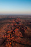 Canyon dei re in Australia Fotografie Stock Libere da Diritti