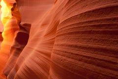 Canyon del Antilope Immagine Stock Libera da Diritti