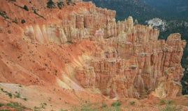Canyon del Aqua Fotografia Stock