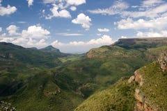 Canyon del fiume di Blyde Immagine Stock