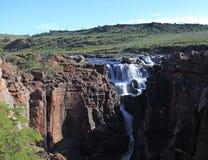 Canyon del fiume di Blyde in Mpumalanga Fotografia Stock