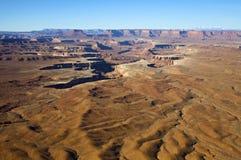Canyon del fiume di colorado immagini stock libere da diritti