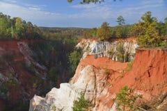 Canyon del Providence Fotografia Stock