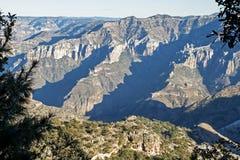 Canyon del rame di Rugger nel Messico Fotografia Stock Libera da Diritti