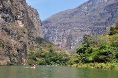 Canyon del Sumidero Stock Photo