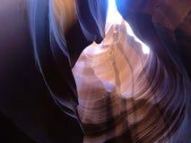 Canyon dell'antilope Fotografia Stock