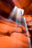 Canyon dell'antilope Immagine Stock