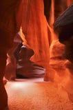Canyon dell'antilope Immagini Stock Libere da Diritti