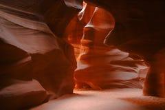 Canyon dell'antilope Fotografia Stock Libera da Diritti